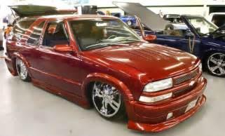 custom 1997 chevy blazer lowrider