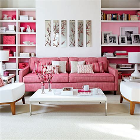 white pink living room pink and white living room summer living room ideas housetohome co uk