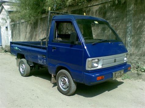 suzuki carry pickup topworldauto gt gt photos of suzuki carry 1000 pick up