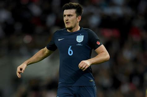 harry maguire leicester harry maguire discusses quot whirlwind quot year