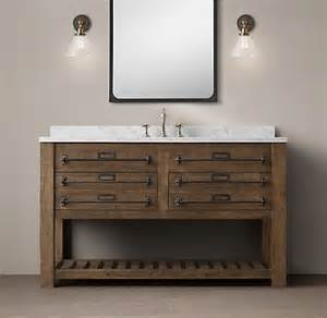 Vanities Restoration Hardware 2 Finishes