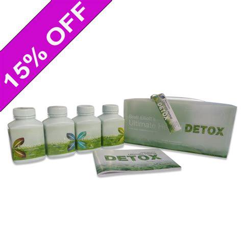 Brett Elliott Herbal Detox Nz by Buy Brett Elliott Herbal Detox Program 1 Kit