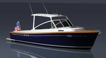 access lobster boat plans wood  design