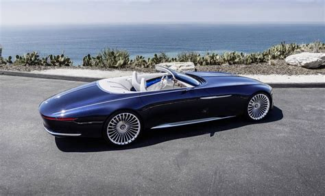 mercedes drop top vision mercedes maybach 6 cabriolet is one stunning drop