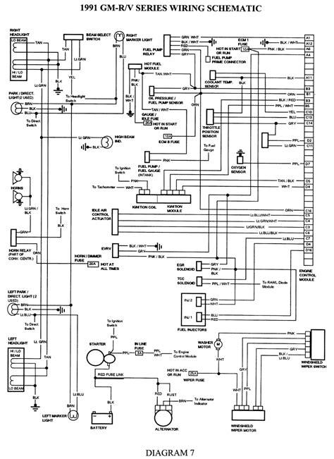 chevy  diesel wiring diagram fuel lift pump