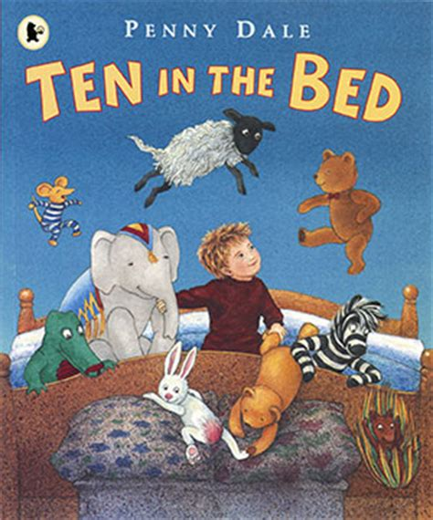 ten in the bed the books