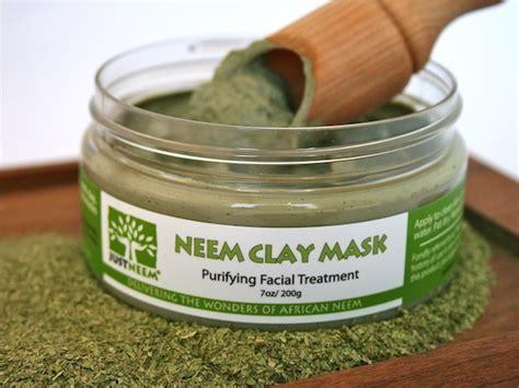 Neem Mask For Detox Acne by 6 Tips For Using The Neem Mask Justneem