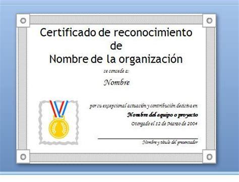certificados de reconocimiento en blanco newhairstylesformen2014com 17 mejores im 225 genes sobre planificaciones para maternal y
