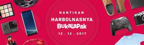 bukalapak perlu validasi perangkat kiat belanja puas menikmati harbolnas 2017 di bukalapak