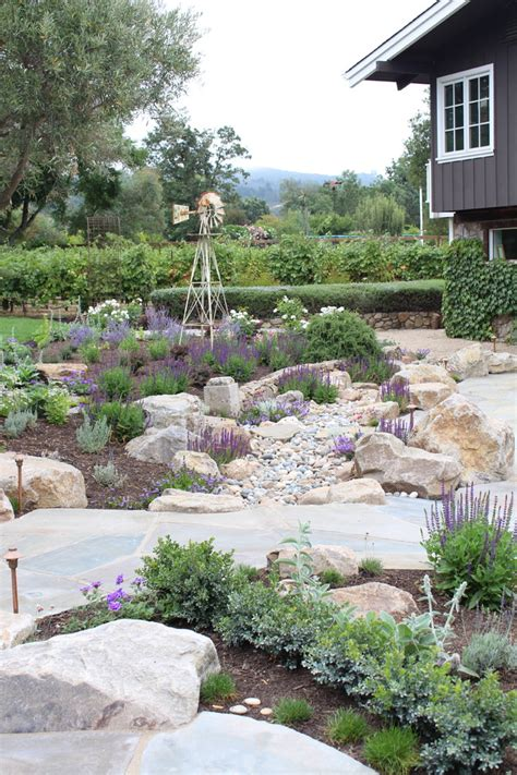 rock landscaping ideas backyard triyae rock landscaping ideas for backyard various