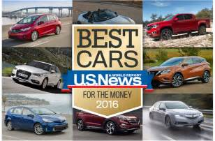best new car for the money 2016 best cars for the money by u s news per my