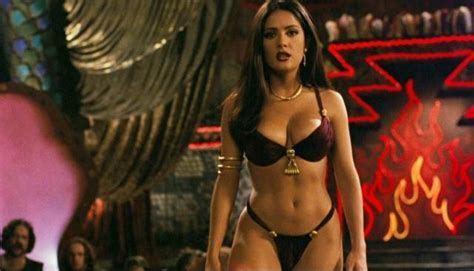 Salma Hayek In From Dusk Till Dawn Is Pretty Hard To Top Ign Boards