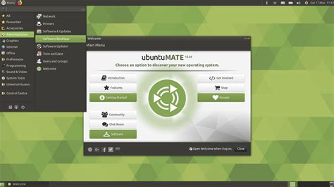 ubuntu layout editor ubuntu mate 18 04 lts will ship with a new default layout