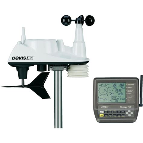 wireless digital weather station davis instruments vantage