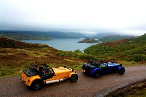caterham hire scotland best activities in scotland oliver s travel s