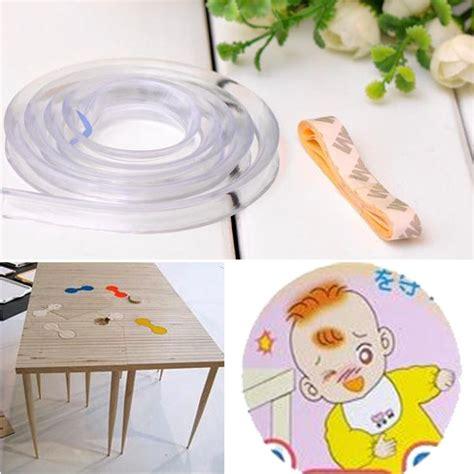 Pelindung Sudut Meja Untuk Bayi Ukuran Besar pelindung sudut meja furnitur lembut tepi bantal pengaman bayi 1 m international lazada