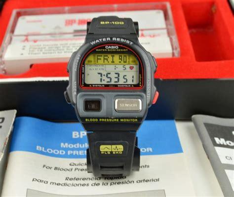 Casio Bp 100 Made In Japan vintage casio bp 100 bp100 blood pressure monitor