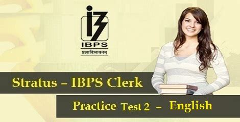 english pattern for ibps clerk ibps clerk course 2015 practice test 2 english