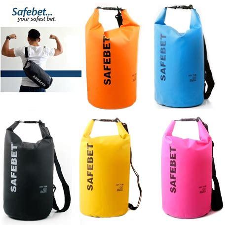 Bag 20l Water Proof Bag Tas Anti Air Outdoor Pantai Diskon waterproof bags quot safebet quot travelous bags