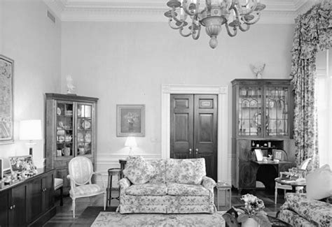 living room canidate living room candidate 1992 white house museum living