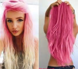 color hairstyles 20 pink hairstyle pics hair color inspiration strayhair