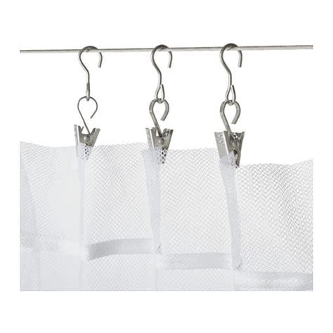 riktig curtain hook riktig curtain hook with clip ikea