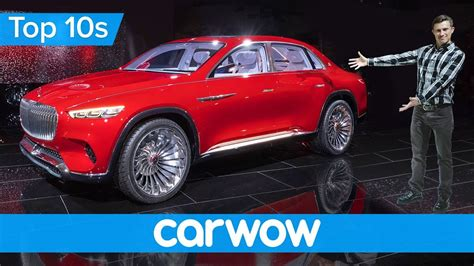 mercedes maybach suv revealed      unusual  luxurious