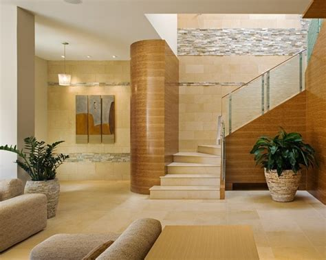 glass banister staircase modern glass banister staircase