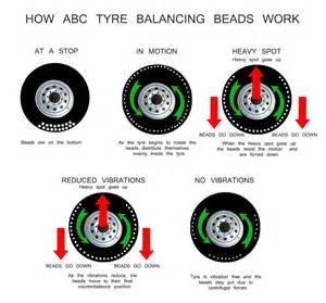 details about abc wheel amp tyre balancing beads 4 x 4oz bags  car