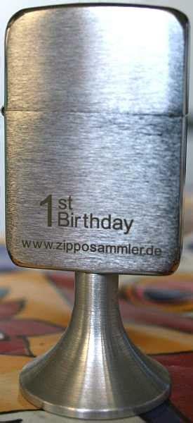 Zippo Custom Club club zippos