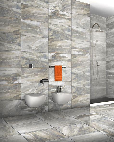 trends in bathroom tile tile trends fossilized looks tileofspainusa com