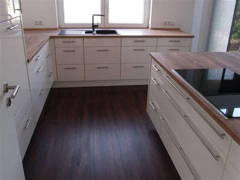 eine wand küche mit insel offene l k 252 che mit insel nobilia fertiggestellte k 252 chen