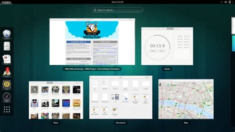 Gnome Hidpi Themes | the best linux desktop environments for hidpi displays