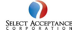 select acceptance corp