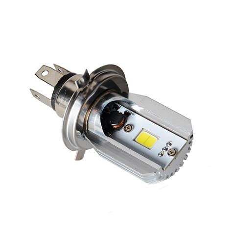 Lu Led H4 Motor aliexpress buy 2016 h4 led motorcycle dc12v