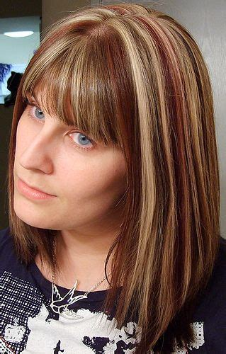 colored highlights multi colored hair multi colored highlights in for