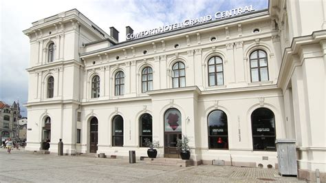 Test Comfort Hotel Grand Central Oslo Insideflyer No