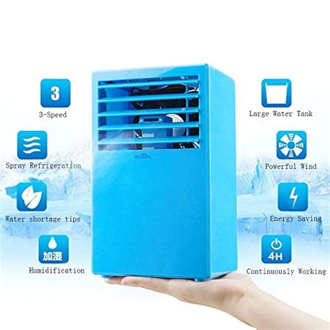 quiet portable air conditioner for small room 9 5 mini portable air conditioner small office fan quiet