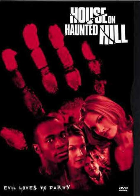house on haunted hill 1999 which is your favorite dark castle entertainment horror film poll results horror