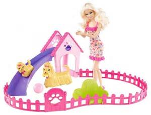 Playset is really the best gift for your little girl on the holiday