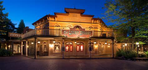 lucky saloon menu the lucky nugget saloon au parc disneyland restaurants menus wish2dream