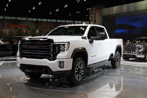 2020 Gmc 2500 Engine Options by 2020 At4 Hd Live Photo Gallery Gm Authority