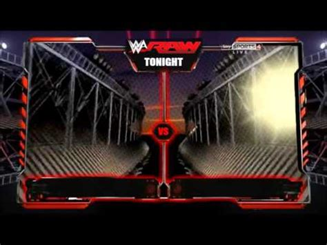 Smackdown Match Card Template by Match Card Template Empty 1080p Hd