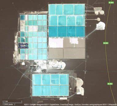 Impacts De La Production Du Lithium Ecoinfo