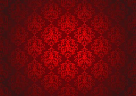 red background pattern vector   vector vector