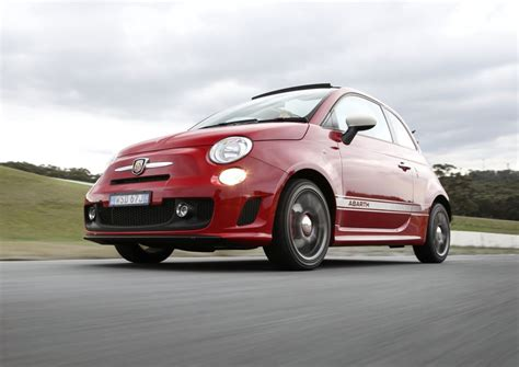 abarth 595 driven abarth 595 lands from 27 500 goauto