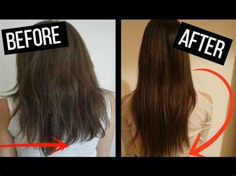 grow hair 5 inches in one week how to grow your hair fast 3 5 inches in a week
