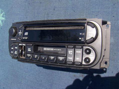 2001 jeep radio buy 1999 2001 jeep grand single cd in dash