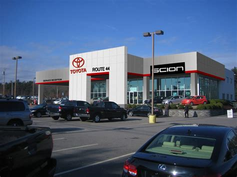 Rt 44 Toyota Route 44 Toyota 41 Reviews Dealerships 1154 New Sate