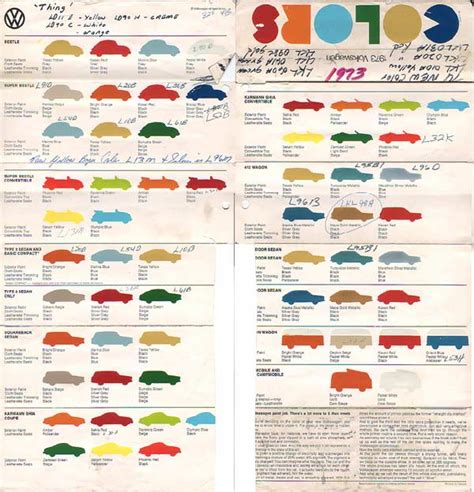 color chart faq wolfsburg west autos post